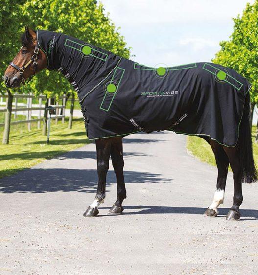Sportz-Vibe® Horse Blanket