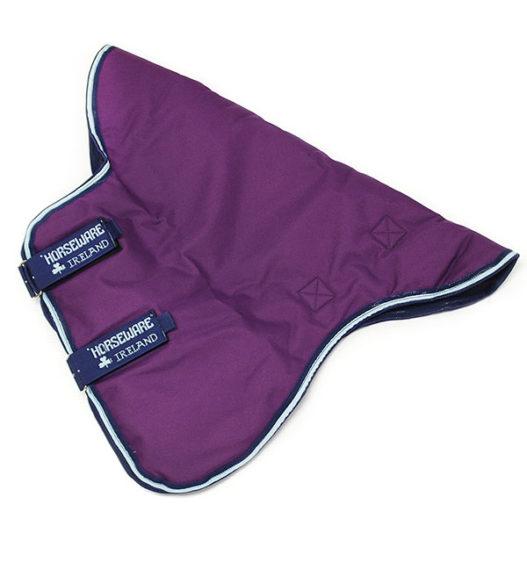 Hood purple / navy by Horseware