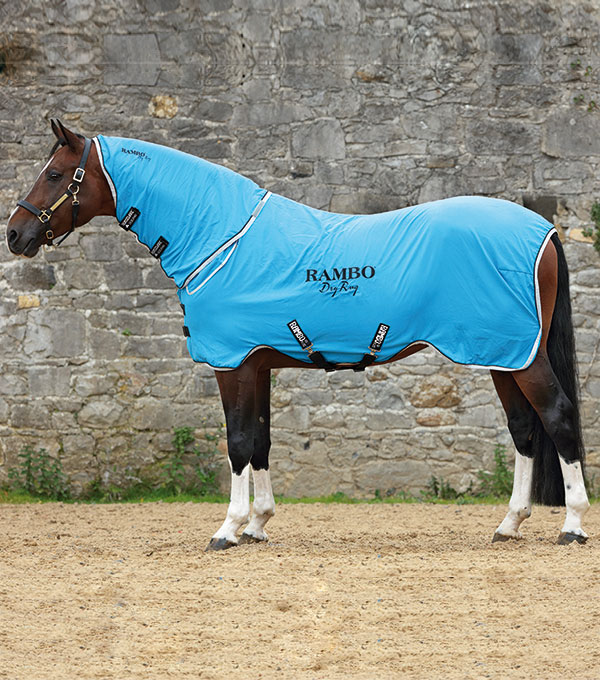Rambo Dry Rug Supreme No Fill