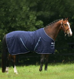 Rambo Stable Sheet by Horseware