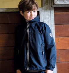 Kids Corrib Jacket Navy
