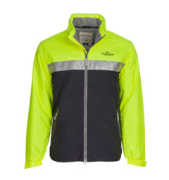 Corrib Jacket Neon Fluorescent by Horseware