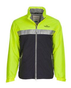 Corrib Jacket Neon Fluorescent by Horseware
