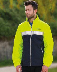 Corrib Jacket Neon
