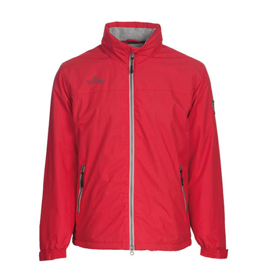 Corrib Jacket Red by Horseware