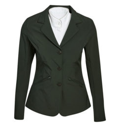 Ladies Competition Jacket Forest Green