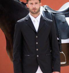 Mens competition Jacket Black
