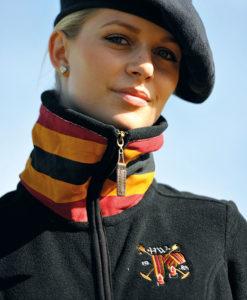 Camille Ladies Fleece Jacket