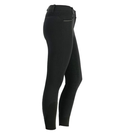 Ladies Competition Breeches Black