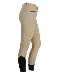 Ladies Competition Breeches Self Seat