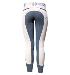 Denim Full Seat Fashion Ladies Breeches