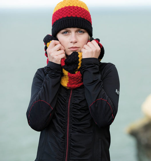 Weekly Deal - Knitted Hat and Snood