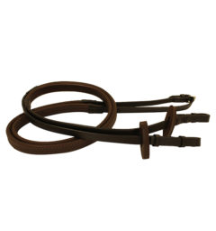 Rambo® Micklem® Competition Reins Brown