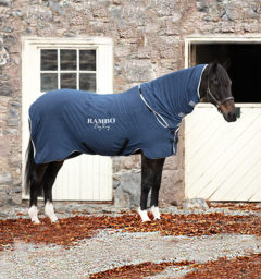 Rambo Dry Rug full side view