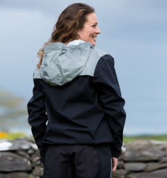 HWH2O Reflective Jacket by Horseware