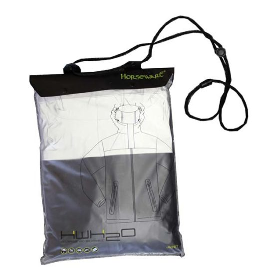 HWH2O Bag Jacket by Horseware