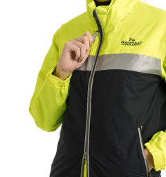 Corrib Jacket, Flourescent Yellow
