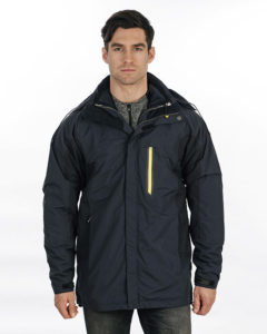4 in 1 Rambo Techno Jacket