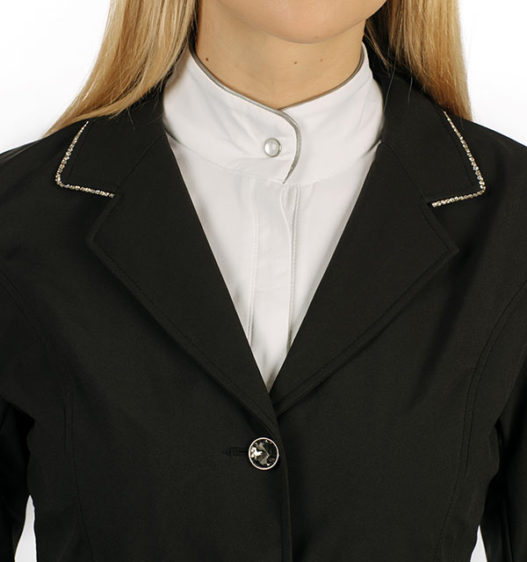 Embellished Ladies Competition Jacket
