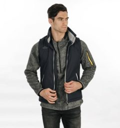 Corrib Gilet Navy by Horseware