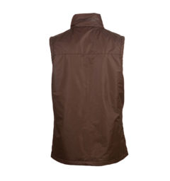 Corrib Vest / Gilet Chocolate by Horseware