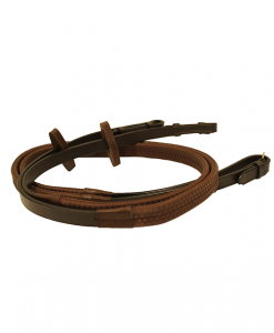 Rambo® Micklem® Rubber Reins