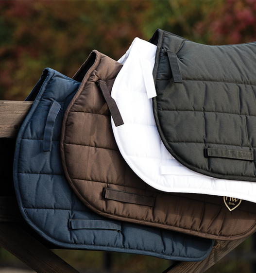 Rambo® Saddle Pad with Vari-Layer®