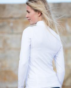 Elena Long Sleeve Technical Top