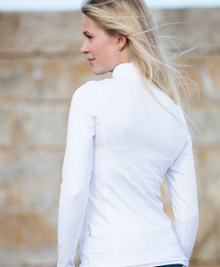 Elena Long Sleeve Technical Top