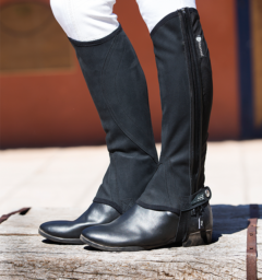 Horseware Chaps Nubuck Stretch (Short)