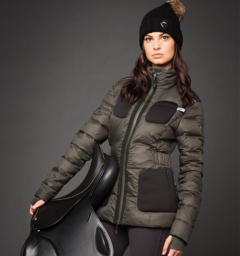 Messina Down Jacket