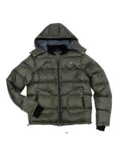 Theo Down Padded Bomber