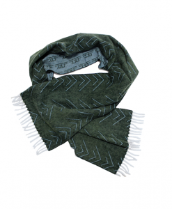 Wool Scarf Double Face