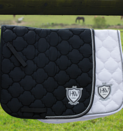Rambo® Diamante Dressage Saddle Pad - SALE