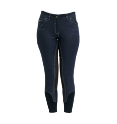 Denim Full Seat Ladies Breeches