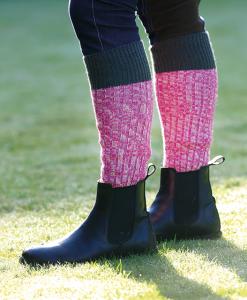 Winter Wooly Socks