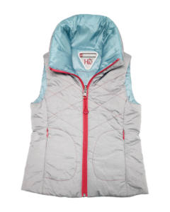 Reversible Kids Gilet Girls