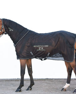 Sportz-Vibe® ZX® Horse Blanket - The Wireless Version