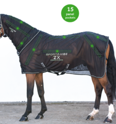 Sportz Vibe Horse Blanket, wireless version