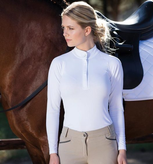 Sara Competition Shirt Long Sleeve