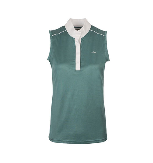 Monza Sleeveless Competition Top