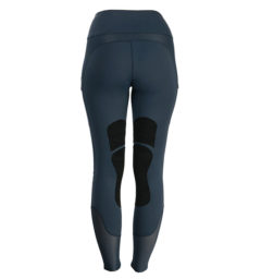 HW Riding Tights Navy by Horseware