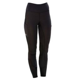 HW Riding Tights Black by Horseware