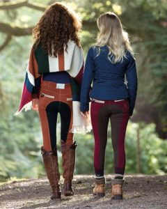 Adalie Full Seat Ladies Breeches