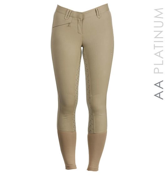 AA Summer Silicon Ladies Breeches
