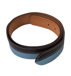 AA Bi-color Belt Navy/Blue