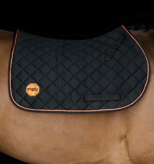 Rambo® Ionic® Saddle Pad