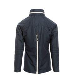 Bosa Ladies Jacket - back view, Ombre Blue
