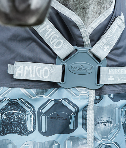 Amigo® Hero 6 w/ Front Disc Closure (0g Lite)
