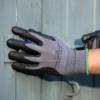 Coated Gloves Dot Grip 2pk